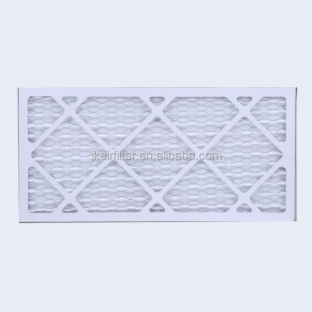Exquisite G3-G5 Pre-Filtration Fold F5 G4 Paper Frame Foldaway Pre Mesh Twist Lock Industrial Coarse Air Filter