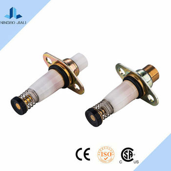 magnetic safety valves