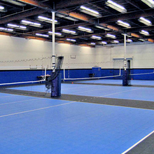 Superior quality multi-use volleyball court sports flooring,interlocking volleyball carpet manufacturer in guangzhou