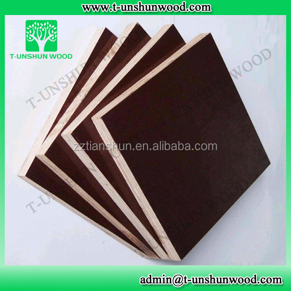 Poplar Main Material and Plywoods Type malaysian plywood