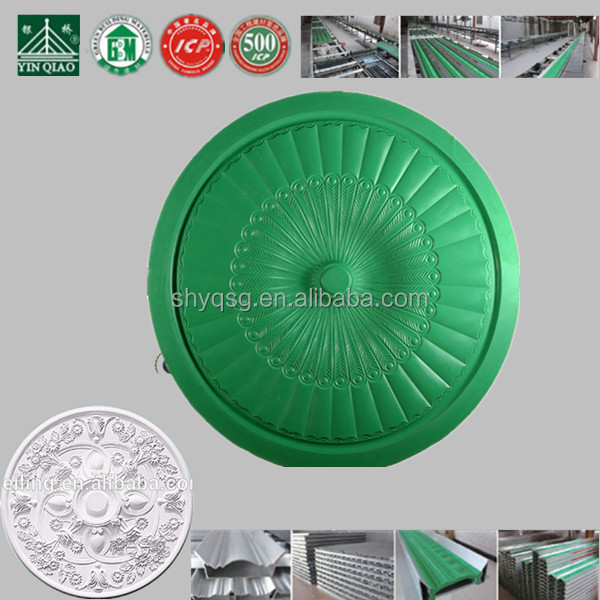 Fibreglass Moulds for Manufacturing Decorative Plaster Man Relief