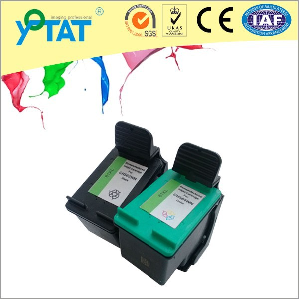 Compatible for HP61 ink cartridges for HP CH562W 61 61XL
