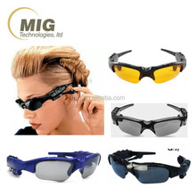 Wholesale Low Price Wireless Headphone BT Sunglasses Headset Music Sun Glasses Earphone for Driving Stereo