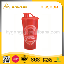 Hot Sales Plastic Hard Plastic Cup With Lid And Straw