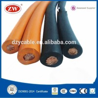 Rubber/PVC Sheathed 16mm2 25mm2 35mm2 70mm2 95mm2 120mm2 Copper Welding Cable/Wire (YH YHF)