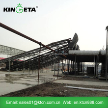 Kingeta Wood Furnace for Charcoal /Fertilizer /Bio-gas /Electricity Output