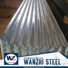 4x8 sheet metal prices Zinc Coated Galvanized Corrugated Steel Roofing Tile