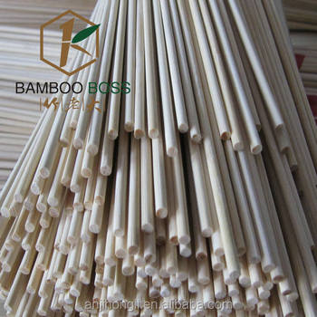 Bamboo BBQ skewer bamboo flower sticks