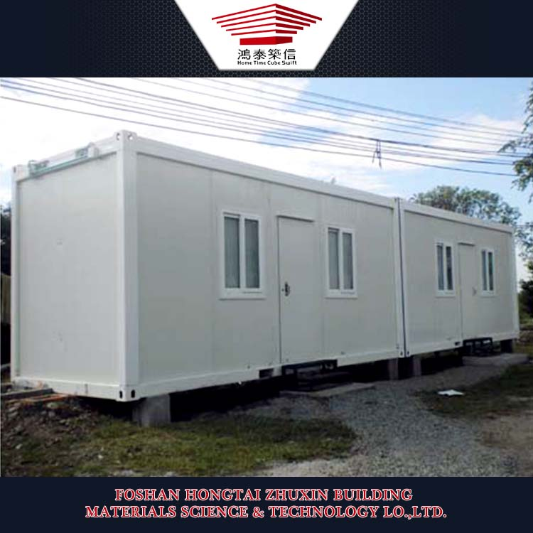 20ft Steel Structure Prefab Container Office House