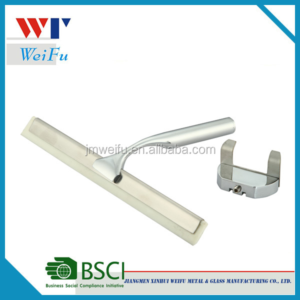 Stainless Steel Glass Wiper, Window Wiper Glass Cleaner for Bathroom