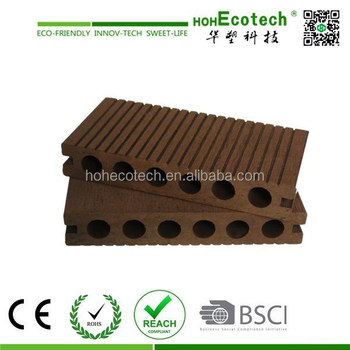 HOHEcotech Brand Ecological WPC floor/decking Composite floor