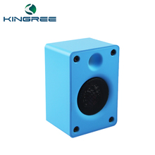 2018 new arrivals creative 3.1 speaker cube square shape portable bluetooth speaker