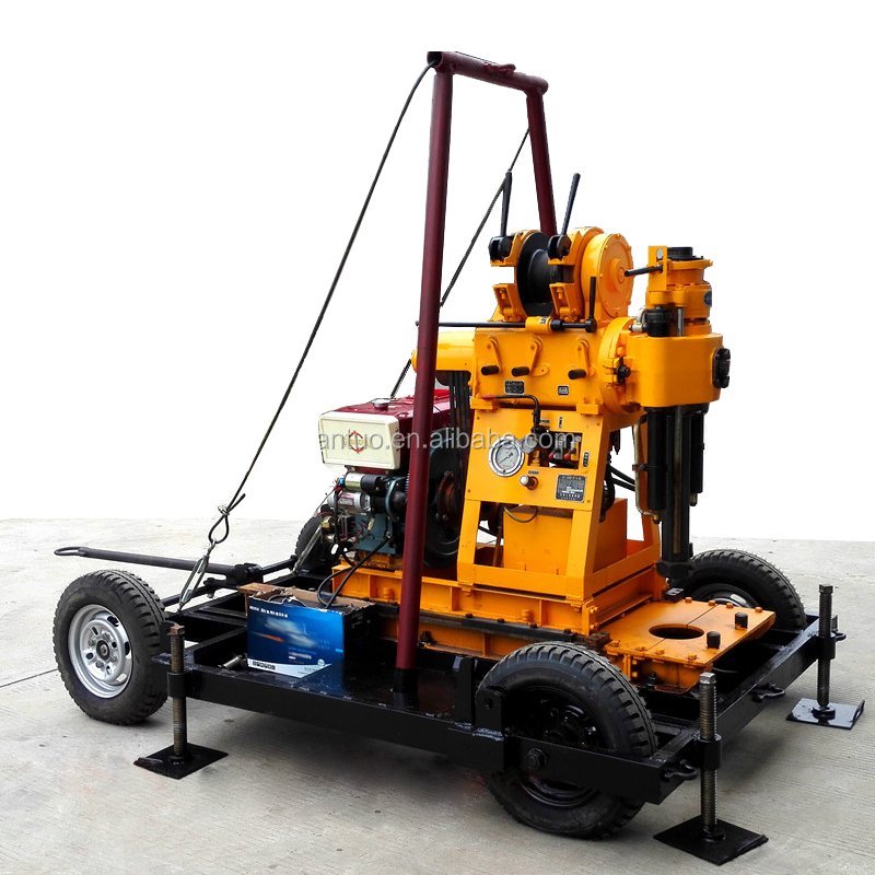 bore well drilling truck drilling machine price