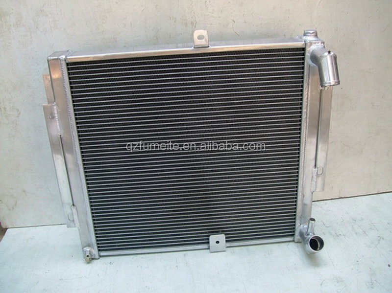 Full aluminum radiator kits for BMW E30 M3 W/S14 2.3L L4 ENGINE MT 86-91
