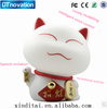 Lovely modelling LED gift intelligent voice control talking cat toy