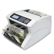 Money Counter Bank Note Counting Machine UV MG MT IR DD detection Cash Counter for Multi-Currency Currency Counting Machine