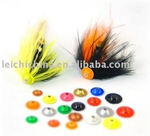 fly fishing tying tube fly disc