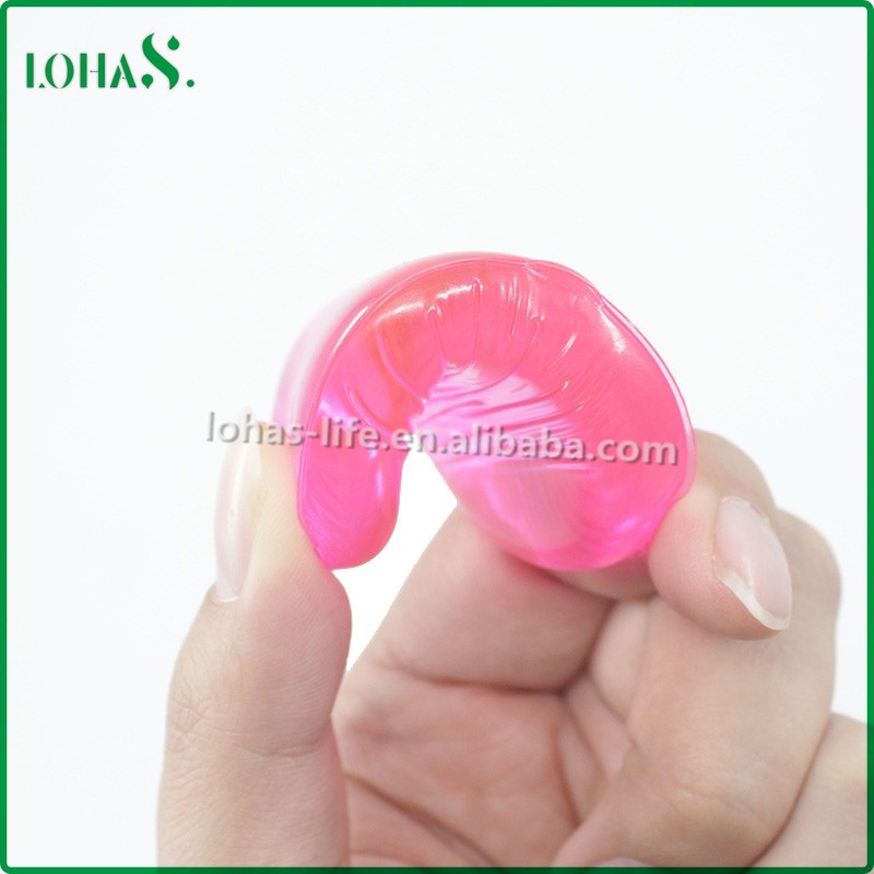 teardrop silicone transparent puff (19)_.jpg