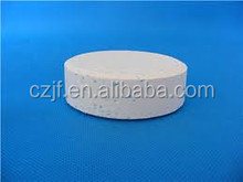 Water cleaning tablets press