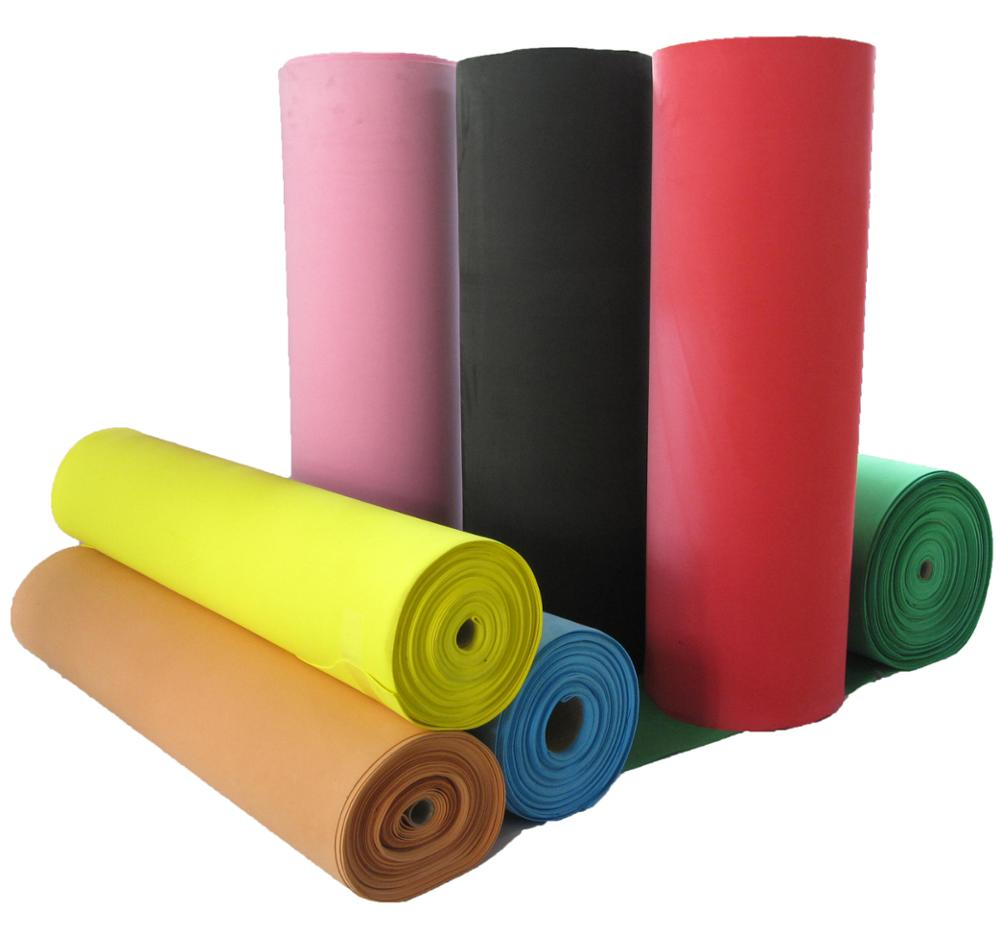 Colorful EVA roll manufacturer