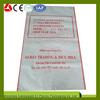 Laminated pp woven pp bag for cement,heavy duty plastic packaging bags