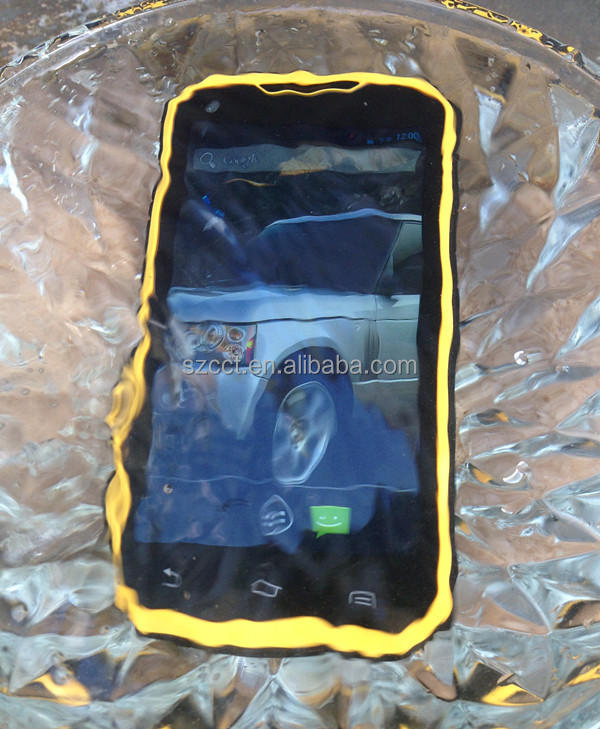 OEM rugged phone MTK6582 with waterproof funtion CCT-S9