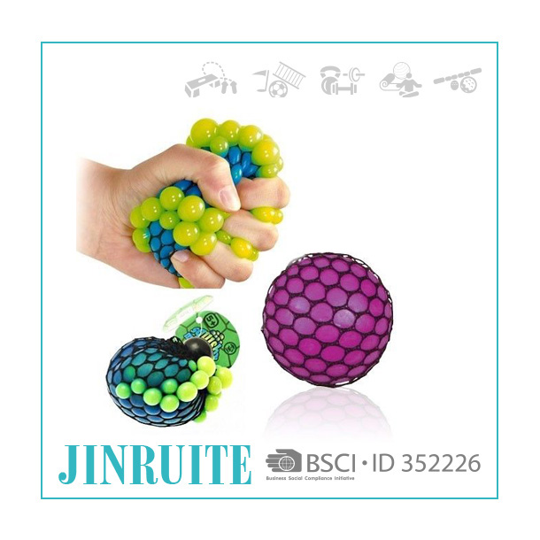 Hand Wrist Exercise pop out squishy mesh ball