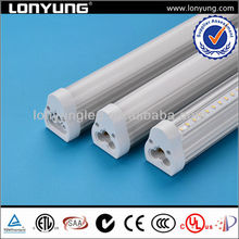 Popular lamp T5 0.45m 0.6m 0.9m 1.2m 4W~22W pure white t5 waterproof fluorescent light fixture