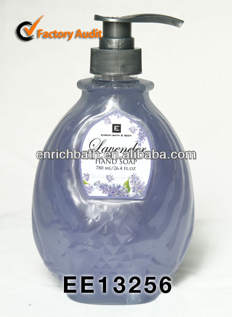 lucky liquid Lavender Hand Soap