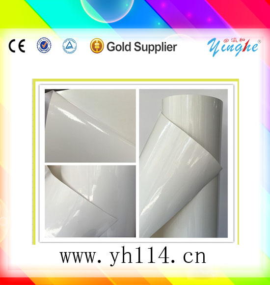 guangzhou yinghe best black adhesive backed vinyl