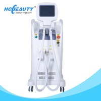 body hair removal Rejuvenation parts IPL SHR permanent hair removal with multi language in hair salon equipment