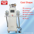 Optional Produck Freeze lipolysis RF Cavitation beauty machine