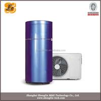 Shanghai ROHS efficiency energy saving home heat pump