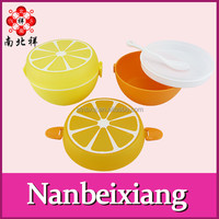 750ML Orange Lunch Box Container