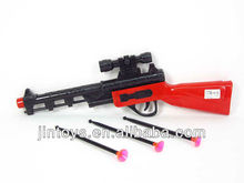China factory Soft Bullet Gun, gun toys, plastic toy EN71