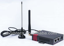 Latest wifi 3g mobile router with modules 3g Industrial GPS+UMTS Ethernet H20series