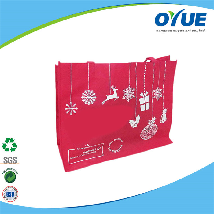 Xmas Shopping Bag/Non Woven Bag