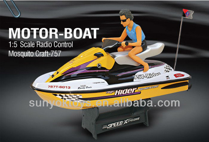 Best Quality ! 1:5 Scale NQD High Speed Motot Boat Racing rc boat