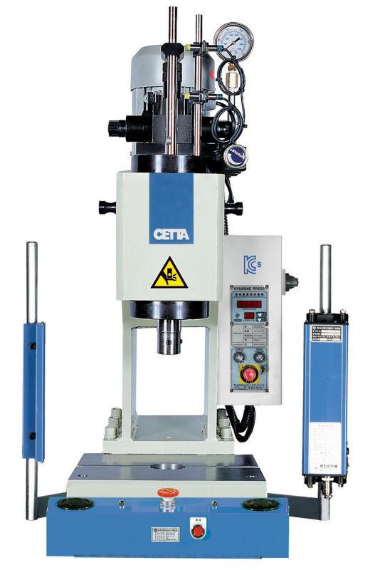 Banco tipo mini idraulica stampa altri strumenti id for Mini pressa idraulica