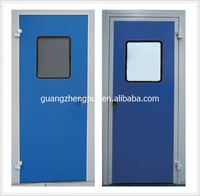 Hot selling cheap price clean room door with good quality
