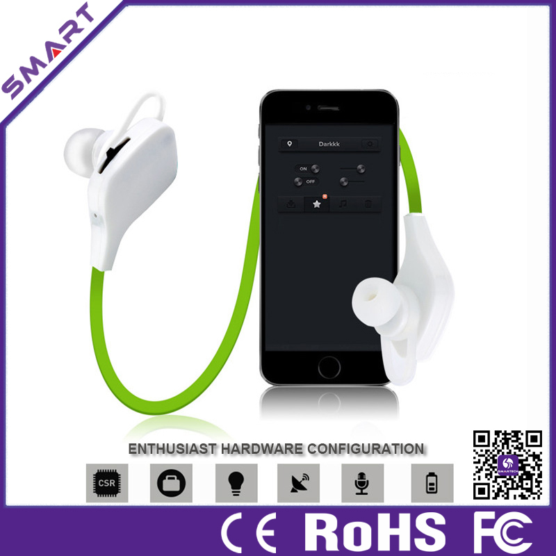 Joggers Sport In-Ear Earphone for ios Andriod High Quality Running Sports Earbuds Ear pods Super Bass Sound Runner Earphones