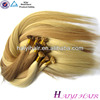 Top quality 100% Flat Tip hair extension ,wholesale virgin hair
