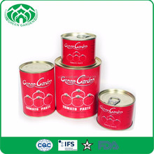 wholesale canned tomato paste 28-30% brix with best price for high quanlity
