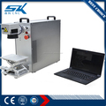 Raycus/Max laser source 10/20/30/50w fiber laser marking machine portable for stainless steel
