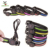 New Hot Dog Accessories USB Rechargeable Flashing LED Dog Collars And Leash Set