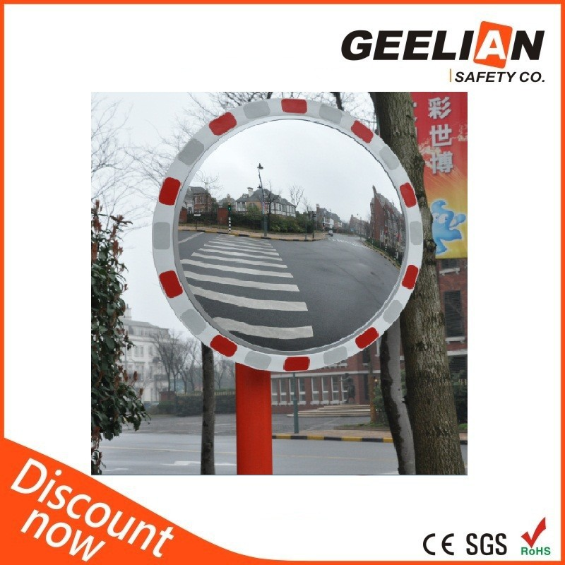 60cm reflective wide angle round high visibility convex for Mirror 60cm wide