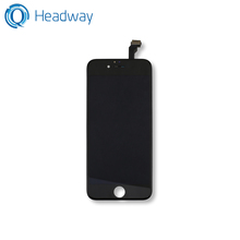 Factory price high copy touch screen for iphone 6 lcd