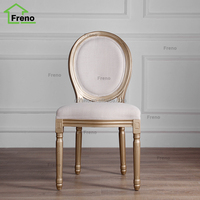 FN-4022-1upholstery louis style wedding ghost round back chair