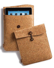BOSHIHO Customized eco-friendly cork tablet case