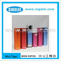 Newest e-cig chiyou mod mechanical sigelei mini tiger wholesales the world sigelei mini tiger medicine for sexpower